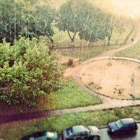 Дождь уходящего лета :: Анастасия Pelenga
