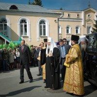 Встреча Патриарха Кирилла в Новосибирске :: Yulia Golub