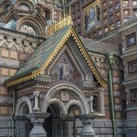 Фрагмент Храма на крови :: Viacheslav Birukov