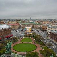 Панорамы Санкт-Петербурга. :: Владимир Лазарев