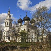 Храм Николая Чудотворца во Владычной слободе :: Сергей Цветков