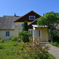 Дом в белорусской деревне :: Александр Сапунов