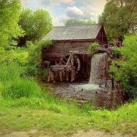 Старая мельница :: Татьяна Черняева