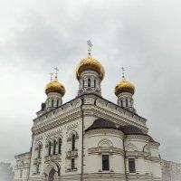 Собор св. Александра Невского при станции «Тверь» :: Андрей Козов