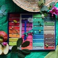 Такие цвета, выбирает лето для своего настроения! :: Eva Tisse