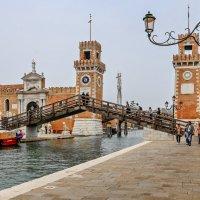 Арсенал Венеции :: dragonflight78.klimov