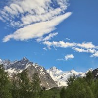 Высоко в горах :: Алексей Поляков