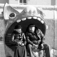 Жили они долго и счастливо. :: Sergii Ruban