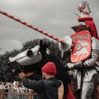 Возрождаем благородный спорт Средних веков :: Ирина Данилова