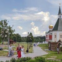 Иверский храм. Валдай :: Viacheslav Birukov
