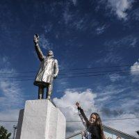 Дело Ленина живет :: Майя Жинка