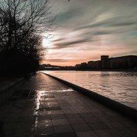 Страшный закат :: Екатерина