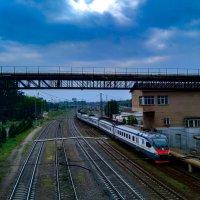 Железная дорога :: Екатерина