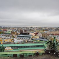 Панорамный вид на Питер. :: Владимир Лазарев