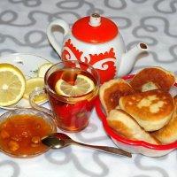 Напьёмся чаю с абрикосовым вареньем и на природу, Духов день встречать! :: Андрей Заломленков
