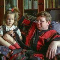 С дочкой :: Сергей