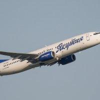 Boeing 737 (800) :: Олег Савин
