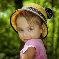 ...а уже настоящая леди... (Рита 4 года) :: Александр Бойко