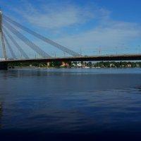 Вантовый мост :: san05 -  Александр Савицкий