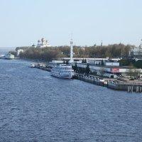 Ярославль,река Волга :: Sergey Prussakov