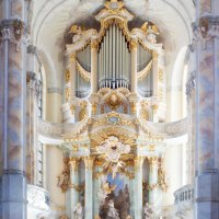 Внутри Фрайэнкирхе, Дрезден :: Сергей