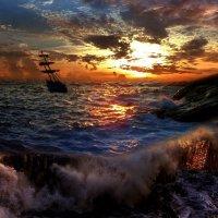 Музыка моря :: irina Schwarzer
