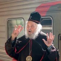 Портрет епископа Аполлинария :: Майя Жинка