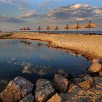 Пляж Акватория Бердянск :: Нилла Шарафан