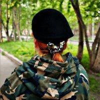 Про бантик... :: Кай-8 (Ярослав) Забелин