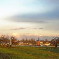 Терновка во время заката. :: Валерий