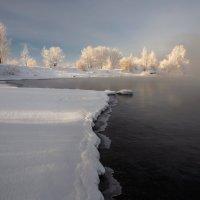 На заливе Ангары :: Александр Попов