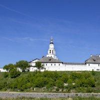 Богородице-Успенский    Свияжский мужской  монастырь. :: Ольга Лиманская
