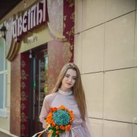 девушка :: Ольга Кошевая