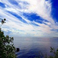 Небо над Балтикой. :: Виктор Егорович