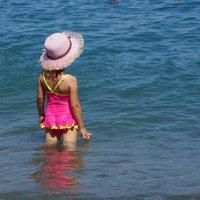 Знакомство с морем :: Наталия Григорьева