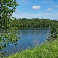 У реки :: lady v.ekaterina