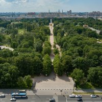 Московский парк Победы :: Дмитрий Балагуров