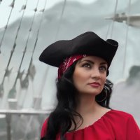 Пиратка :: Tatiana Mileshina