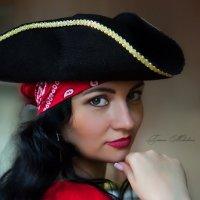 Портрет пиратки :: Tatiana Mileshina