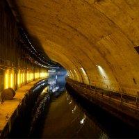 Тоннель для входа подводных лодок :: Наталия Григорьева