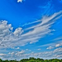 Творчество Небесного ветра! :: Елена Хайдукова  ( Elena Fly )