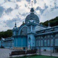 Железноводск. Курортный парк. Галерея :: Николай Николенко