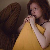 как страшно :: Дарья Рядина