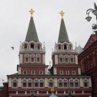 Воскресенские ворота :: Дмитрий Никитин