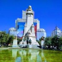 Plaza de Espana :: Roman Ilnytskyi