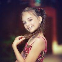 Ничего нет прекрасней на свете улыбки идущей от сердца... :: Лилия .