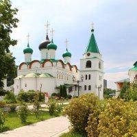 Вознесенский печёрский монастырь. :: Наталья Сазонова