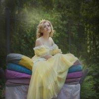 принцесса на горошине :: Ирина