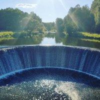 Ярополецкая ГЭС :: Наталья Горшкова
