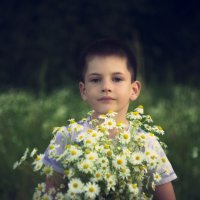 Букетик маме :: Артем Тимофеев